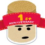 雑記ブログ一周年&100記事突破&月間5000pv【底辺】